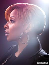 Makeup Artist Tia Dantzler and Mary J Blige