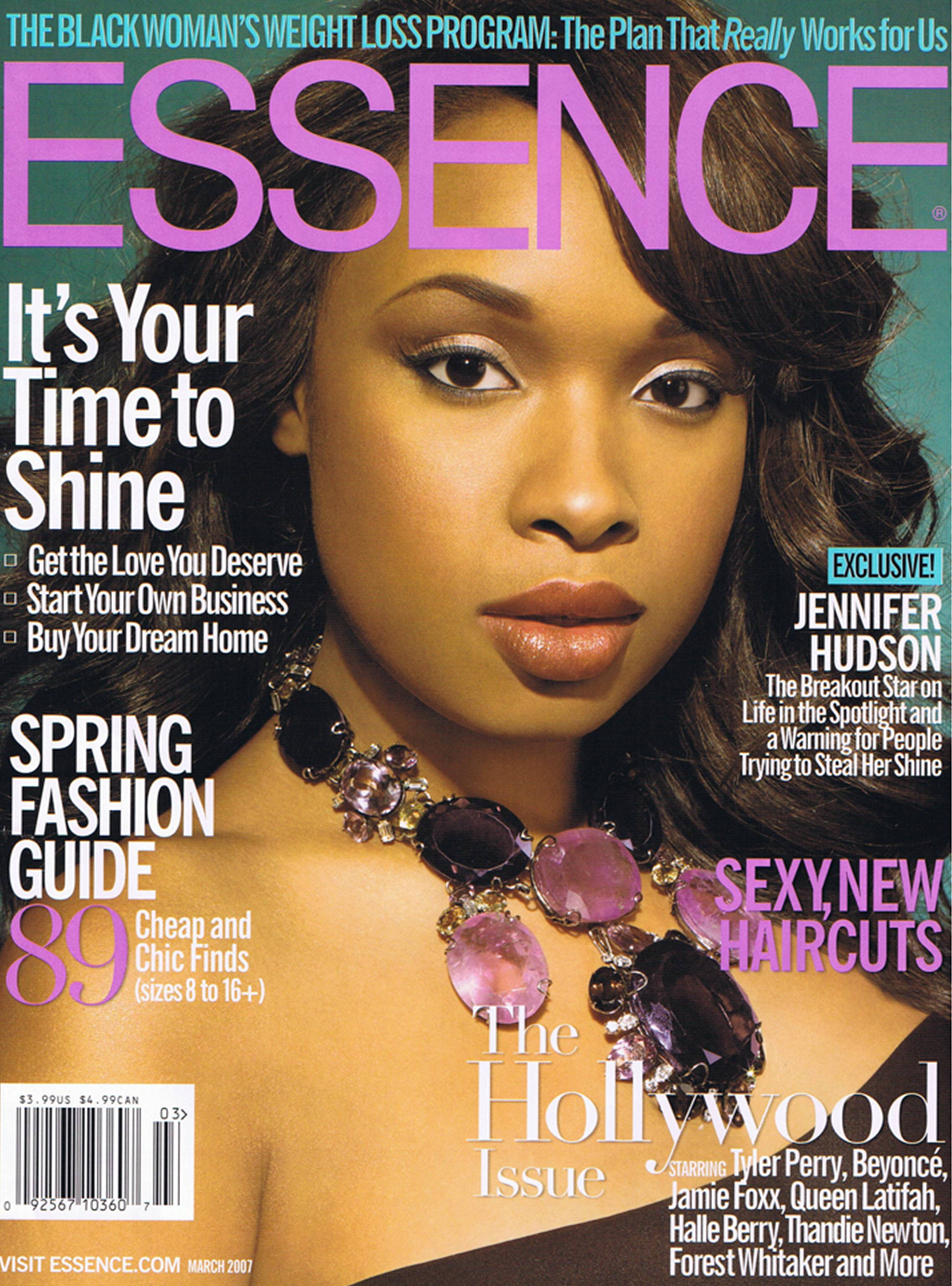 Top Celebrity Makeup Artist Chicago Jennifer Hudson